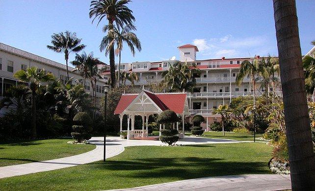 Hotel del Coronado Amet