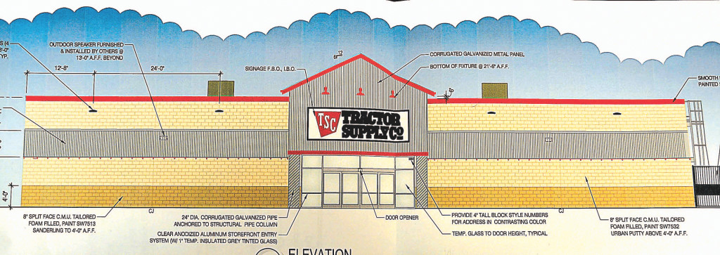 Tractor Supply gains approvals | Oxford Leader
