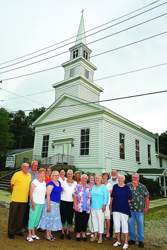 Church at crossroads after almost two centuries