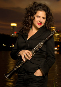 Anat Cohen, a world-renowned jazz clarinetist, is coming to the OHS Performing Arts Center Feb. 11.
