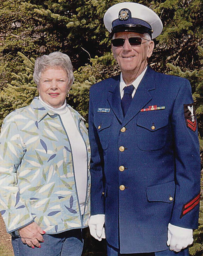 Gwen and Bob Godkin