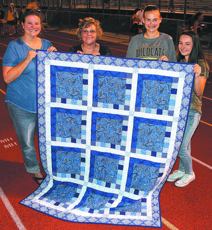 Vets & quilts