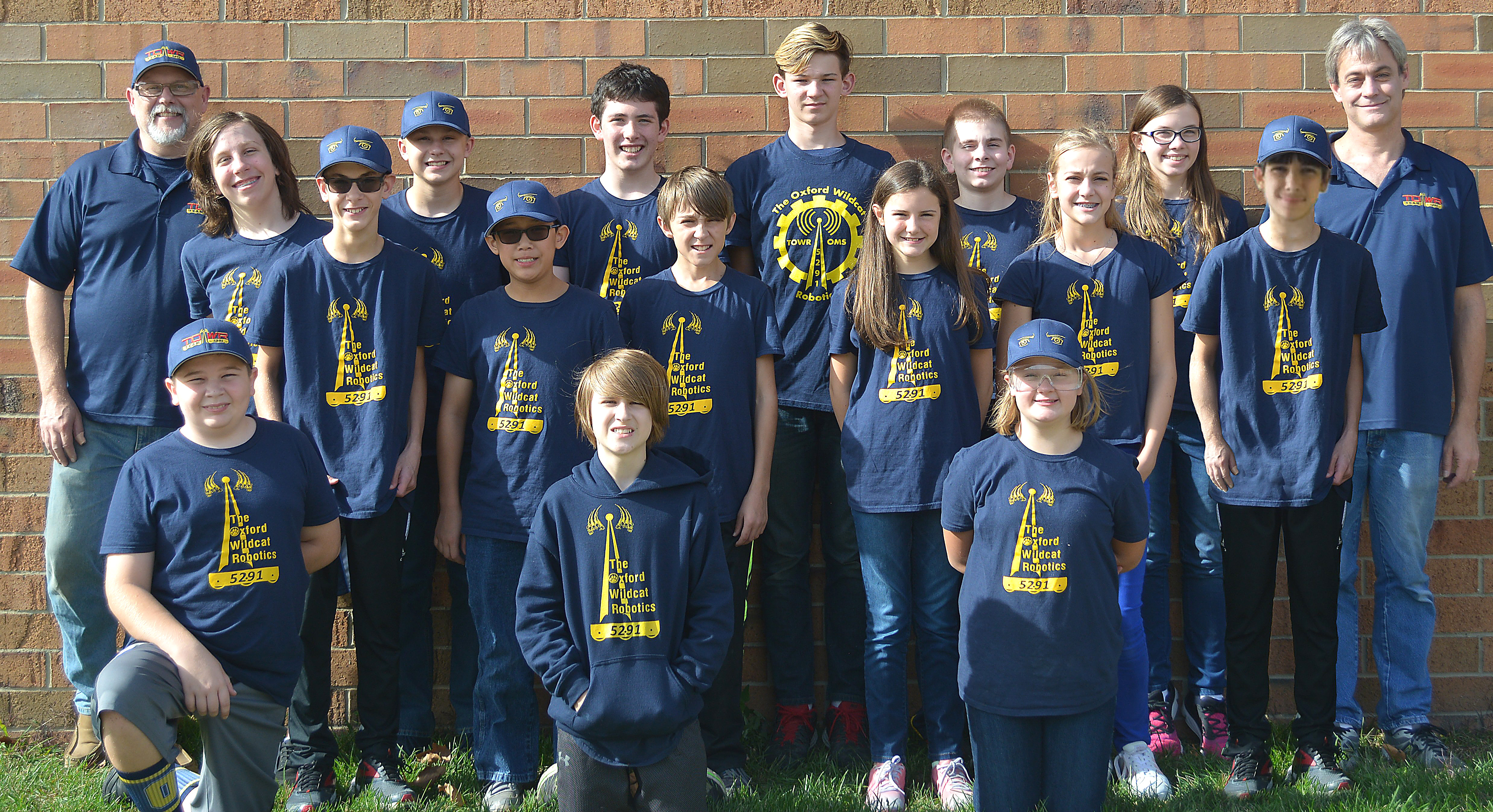 OMS robotics team TOWR 5291 will be one of the competitors at the Dec. 9 event. Photo provided.