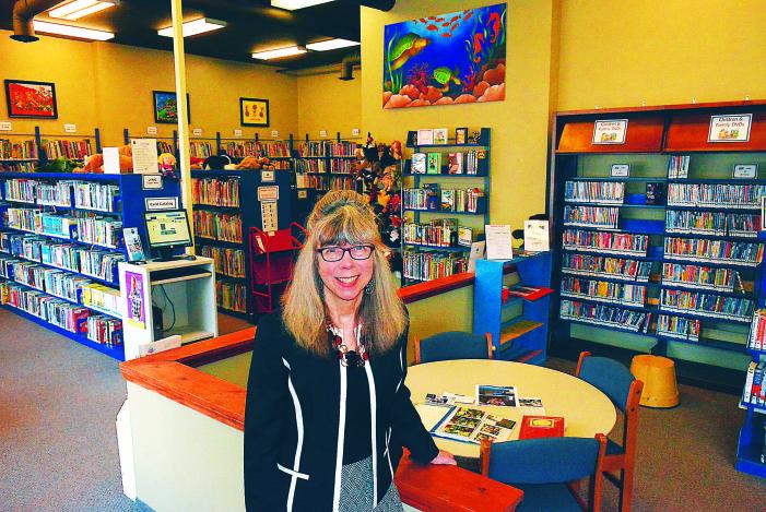 Addison Library celebrating milestone