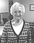 Dolores Porter BW