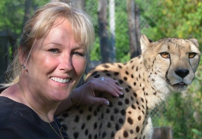 Leslie Cirinesi, an animal communicator, will unshroud the mystery surrounding her unique abilities on April 19 at the Addison Township Public Library. Photo provided.