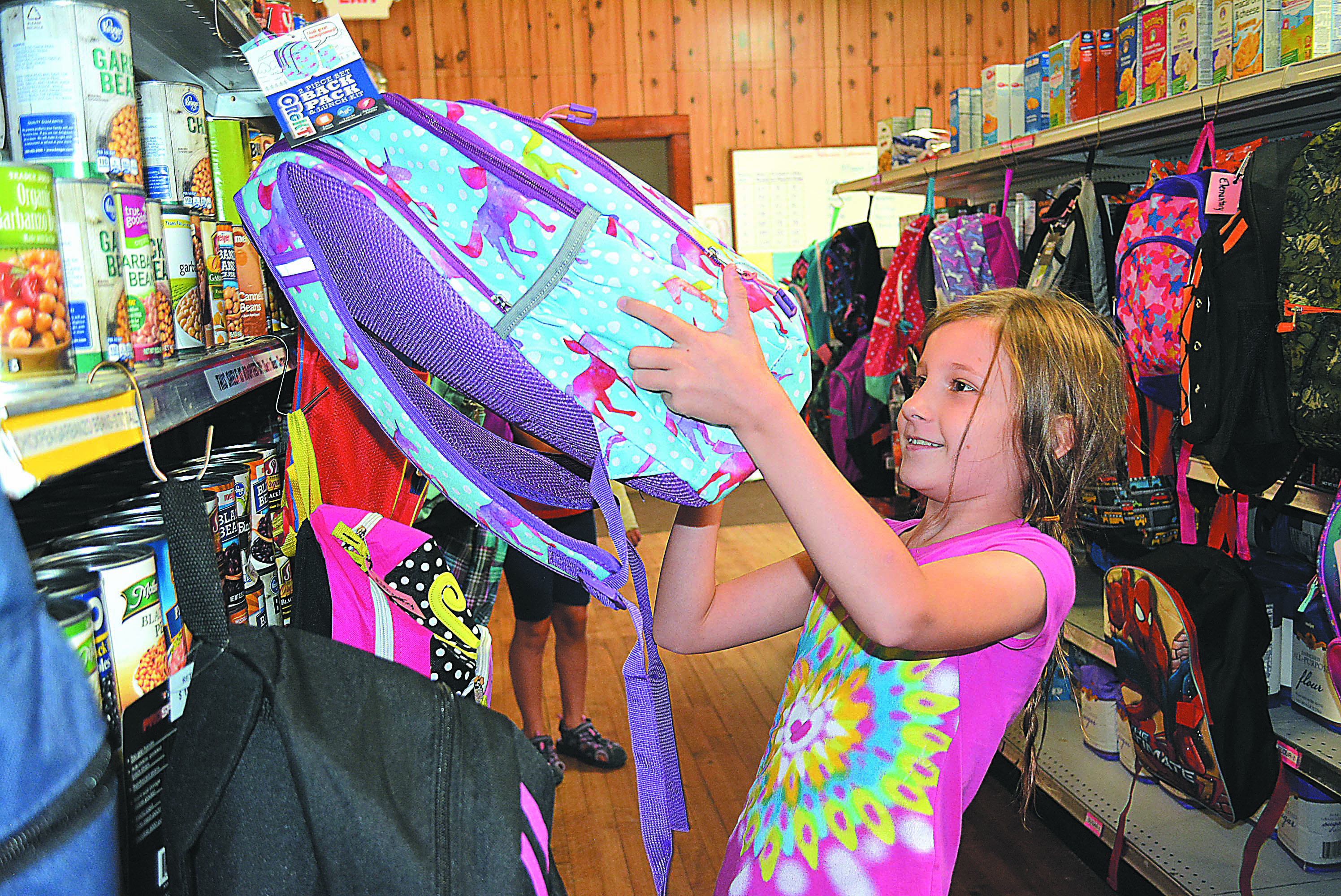 FISH is collecting  new backpacks and school supplies for Oxford and Lake Orion students from now through Aug. 15.