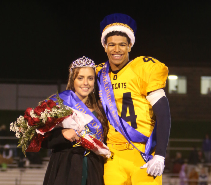 Hail to the King and Queen!