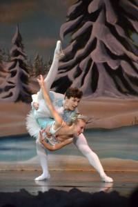 Dancing are Danielle Olson and Nikita Krylov. Photo provided.