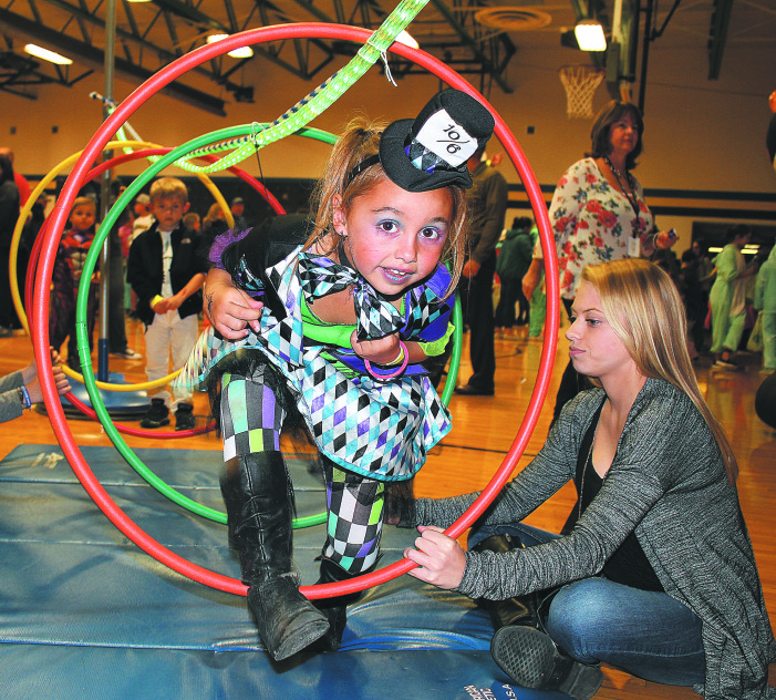 Spooky fall fun at Lakeville
