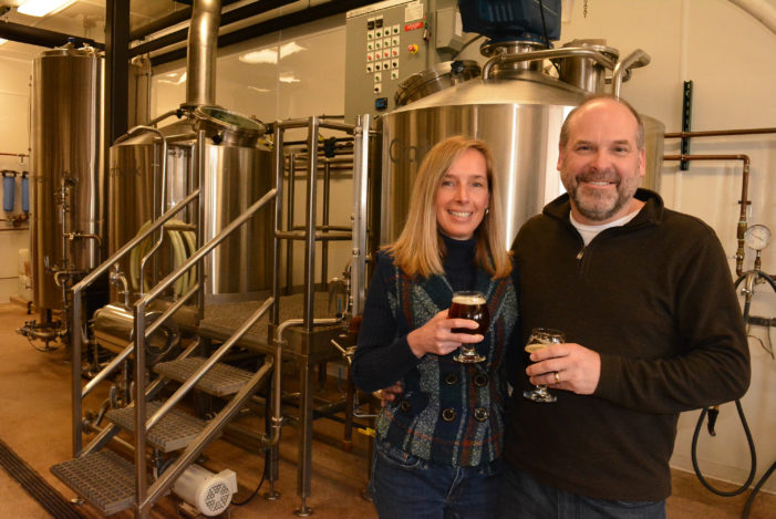 Couple to open gravel-themed microbrewery