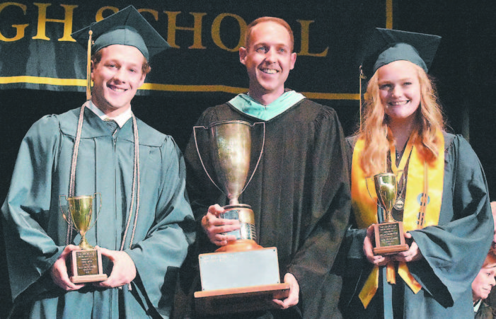 Myre, Armbruster earn Oxford Cup