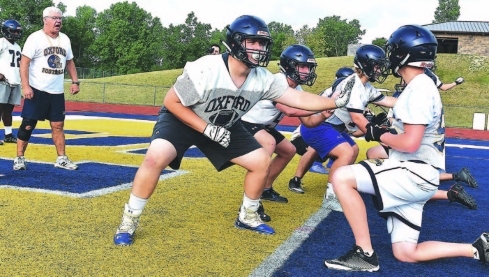 Are you ready for some football? The Wildcats are!