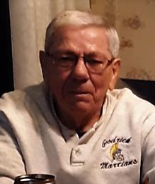 Former Oxford barber, Ken Seames