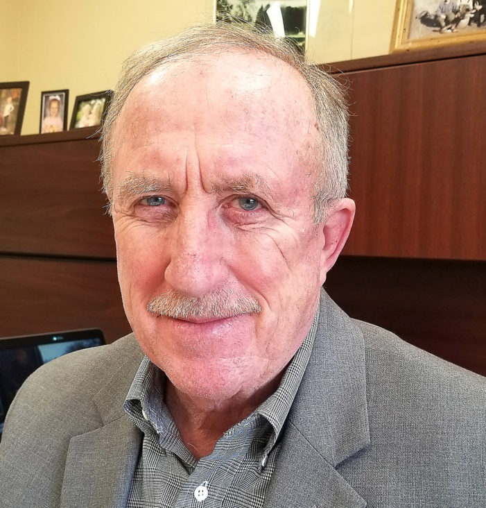 Supervisor won't seek another term