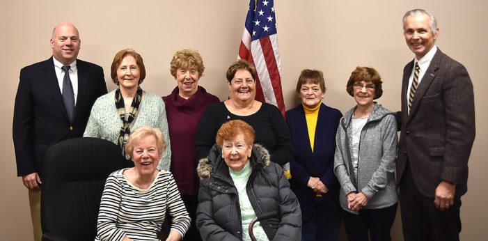 Longtime Addison election inspectors recognized