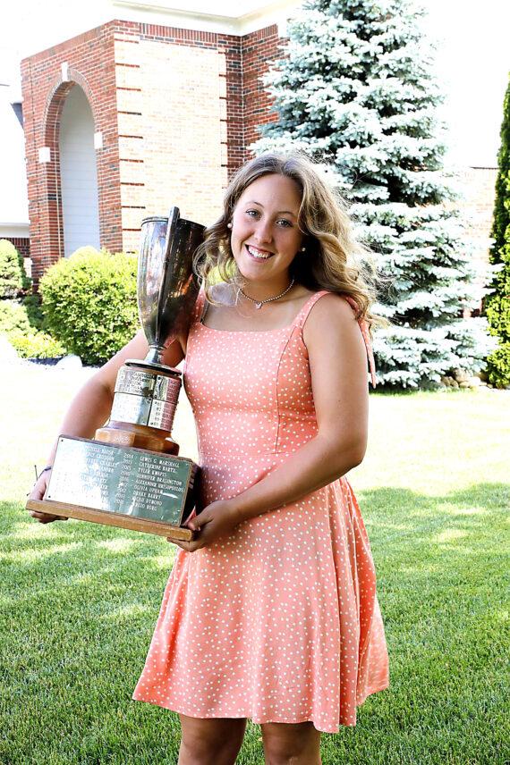 Grads honored at virtual awards night