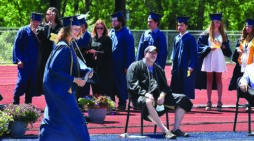 OHS holds real life commencement ceremonies