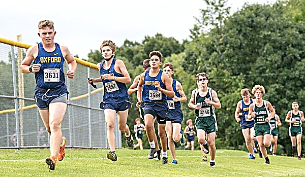 Cross country season-openers: