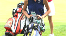 'Cat golfers fare well in first conference meet