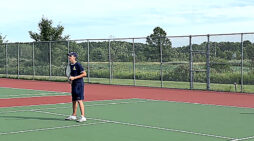 Oxford tennis runs into first rough patch of season