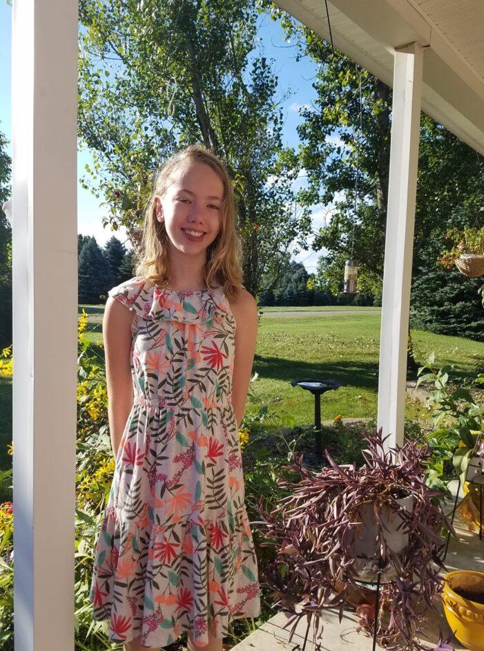 Kingsbury, Upland Hills return to school outdoors