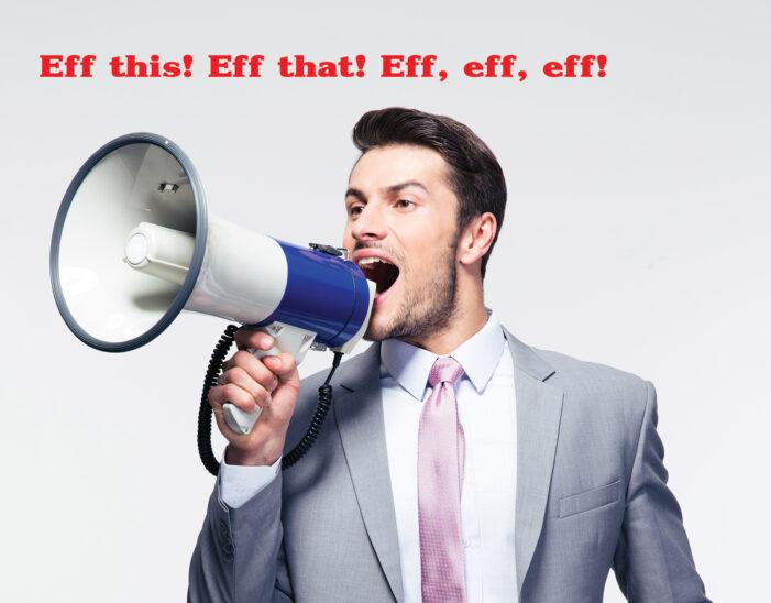 All of yous, shut up shuttin' up!