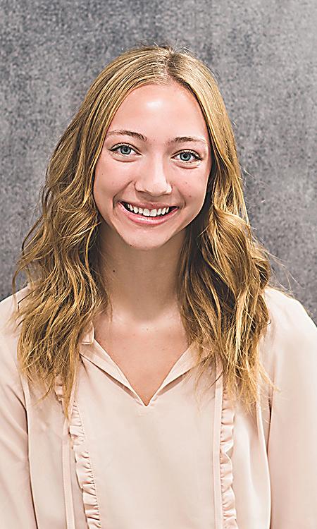 Oxford's Academic Achiever: Lauren Schiller