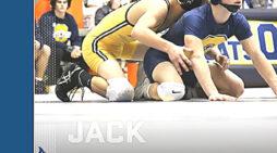 Athlete of the Week: Jack Thompson – Wrestling