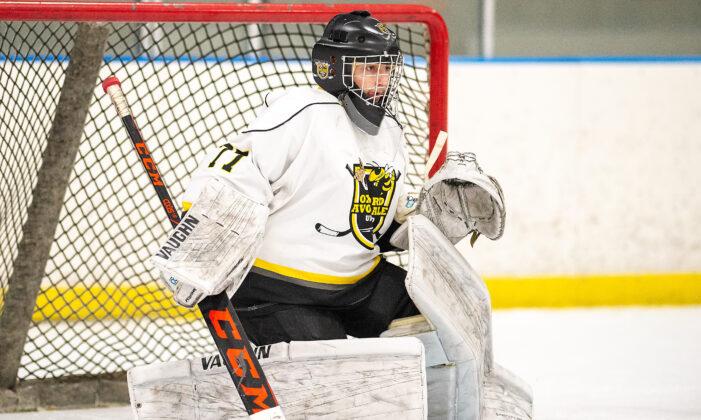 Hockey program takes major step toward league title
