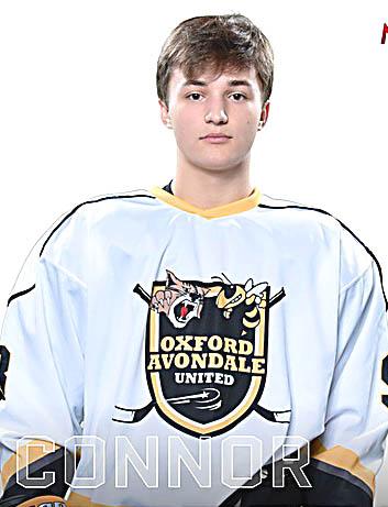 Athlete of the Week: Connor Vittetoe