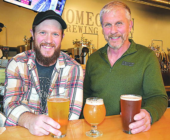 Great days for HomeGrown at international beer competition