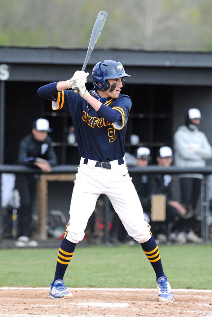 Opens league play with series victory over Adams