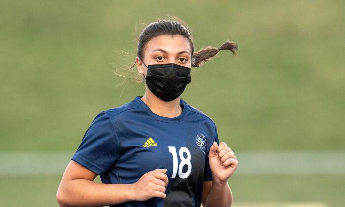 Girls remain unbeaten in soccer