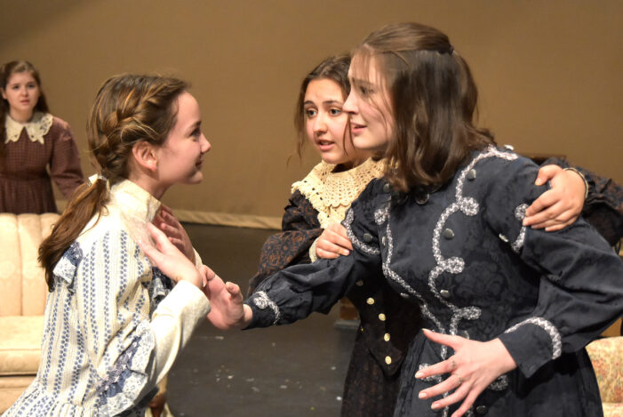 'Little Women' on stage at OHS
