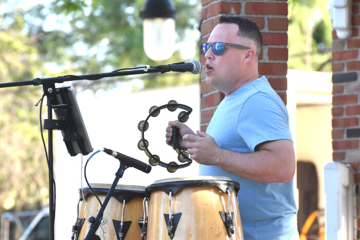 Uptown Allstars kick off Concerts in the Park