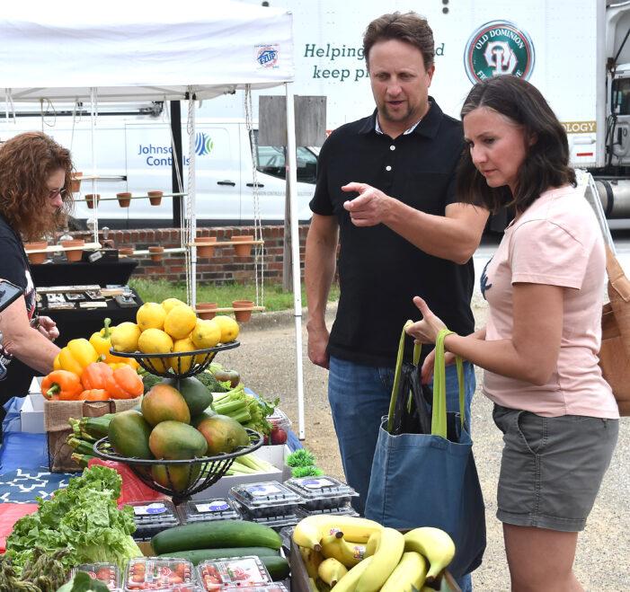 Farmers Market returns