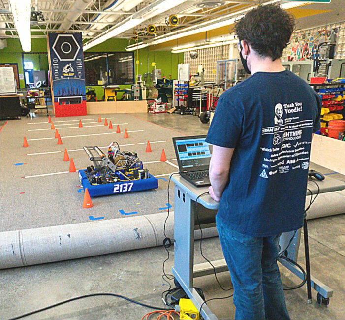 RoboCats win for performance, quality