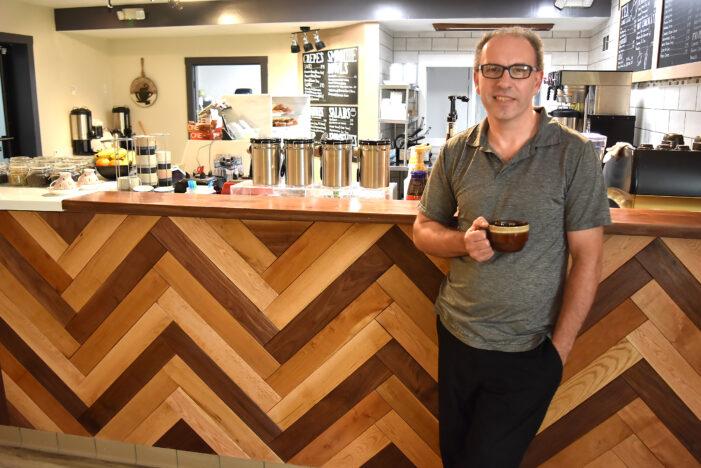 Harvester Coffee brings a taste of Europe, South America, Laos