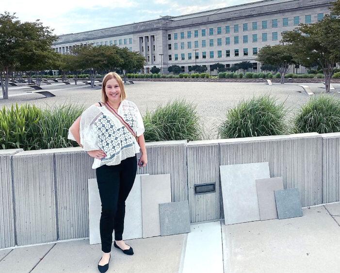 Oxford High alum designing new Pentagon 9/11 center