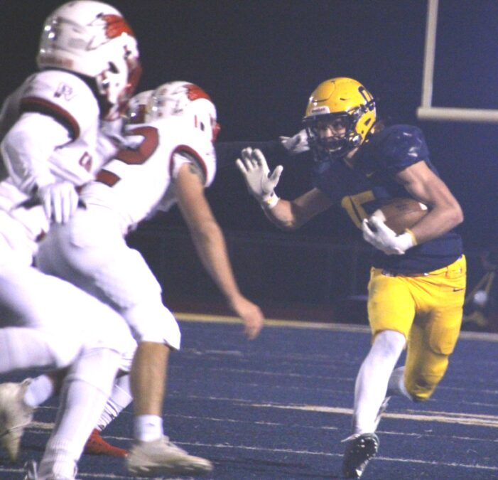 'Cats ride victory into Clarkston playoff rematch