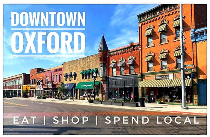 Downtown Oxford gets its very own gift card